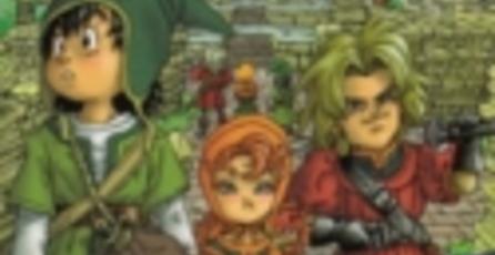 Registran nuevos títulos de Dragon Quest en Occidente