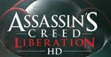 Assassin's Creed Liberation HD llegará en enero