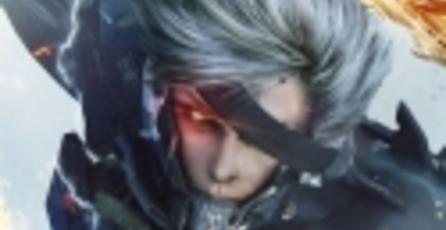 Metal Gear Rising: Revengeance llega a Steam el 9 de Enero