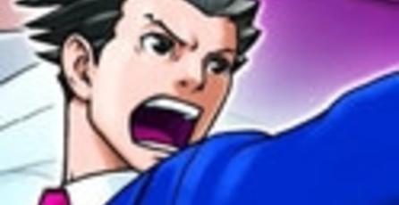 Trilogía original de Phoenix Wright llegará a 3DS en Japón