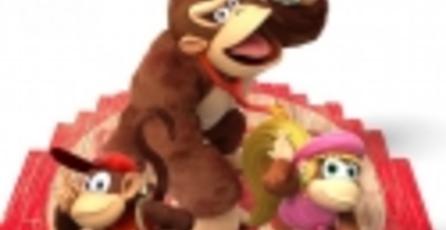Salen a la luz nuevos detalles de Donkey Kong Country: Tropical Freeze