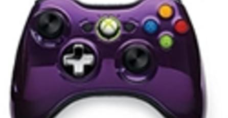 Anuncian nuevos colores para el control del Xbox 360