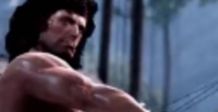 Videojuego de Rambo ya está disponible en Steam