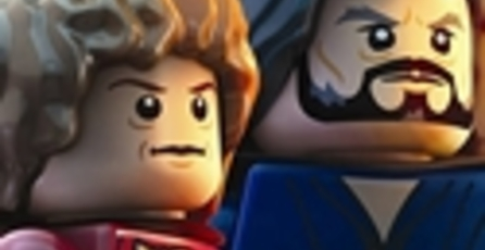 LEGO The Hobbit saldrá a la venta en abril