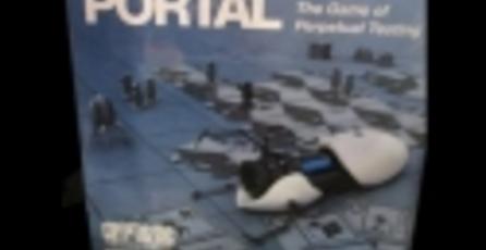 Valve y Cryptozoic preparan juego de mesa de Portal