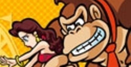 Juego de Mario vs. Donkey Kong para Wii U aparece en GDC