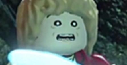 LEGO The Hobbit será soportado con DLC