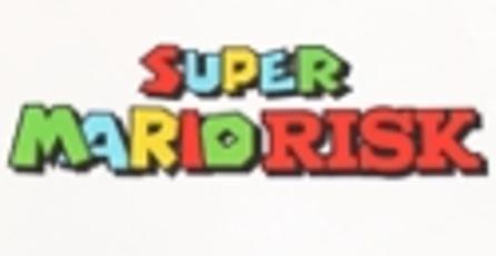Crean tablero de Risk basado en Super Mario World