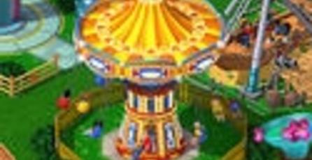 Ya está disponible RollerCoaster Tycoon 4 para iOS