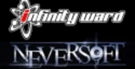 REPORTE: Infinity Ward y Neversoft se fusionarán
