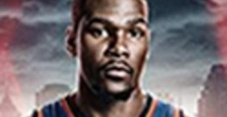 Kevin Durant será portada de NBA 2K15