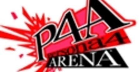 Atlus tiene los derechos de Persona 4: Arena en Europa