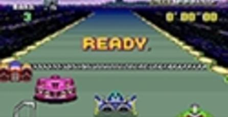 Productor: F-Zero inspiró la creación de Mario Kart