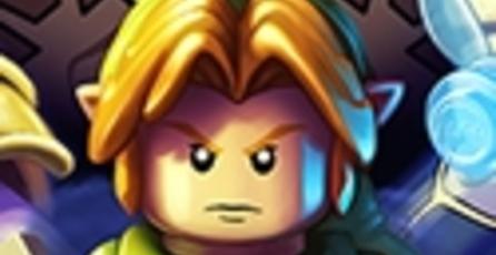 Desaprueban diseño para lanzar juguetes de LEGO de TLoZ