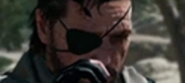 La caja de Snake está de regreso en MGSV: The Phantom Pain