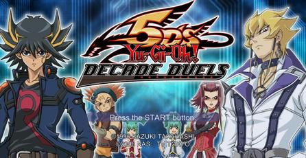 Yu-Gi-Oh! 5D's Decade Duels: Es hora del duelo|