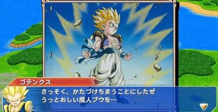 Dragon Ball Z: Tenkaichi Tag Team: Más de 70 viejos conocidos