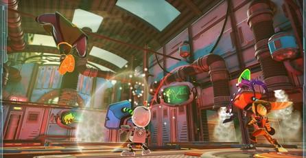 Ratchet & Clank: All 4 One: Primera imagen del multijugador