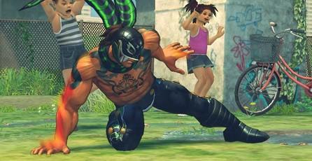 Super Street Fighter IV: Nuevos trajes