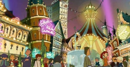Professor Layton and the Mask of Miracle: A investigar con el profesor