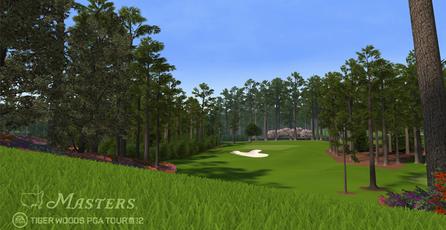 Tiger Woods PGA TOUR 12: The Masters: Con un poco menos de Tiger