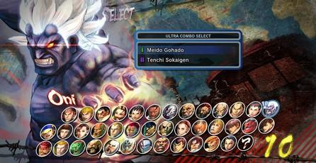 Super Street Fighter IV: Evil Ryu y Oni Gouki hacen su aparición