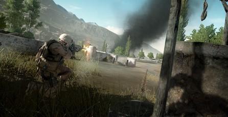 Operation Flashpoint: Red River: Simulando la guerra