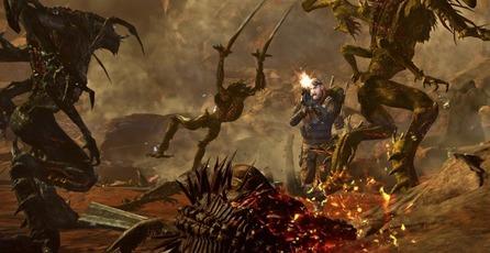Red Faction: Armageddon: Guerra por la supervivencia en Marte