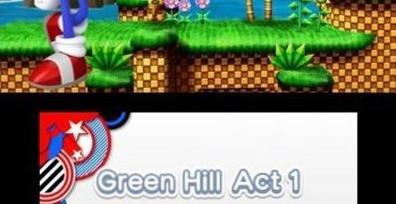 Sonic Generations: 20 años y sigue corriendo