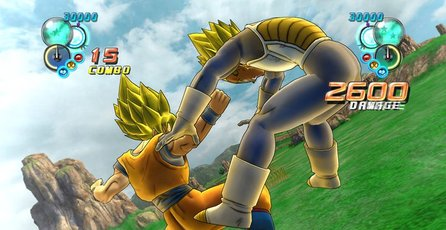 Dragon Ball Z: Ultimate Tenkaichi: Poder saiyayin