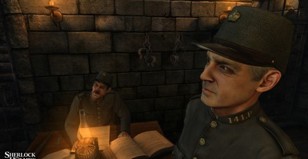 The New Adventures of Sherlock Holmes: The Testament of Sherlock: No tan elemental como parece