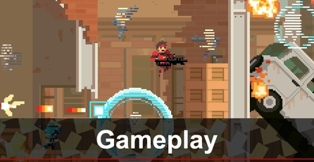 Super Time Force: Gameplay