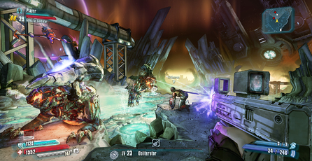 Borderlands: The Pre-Sequel: Conoce la precuela