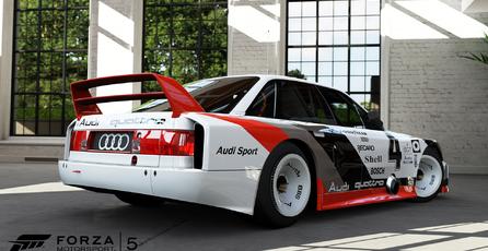 Forza Motorsport 5: Más de Nurburgring