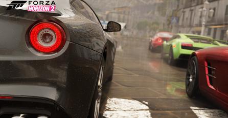 Forza Horizon 2 - Clima dinámico y ciclo día-noche