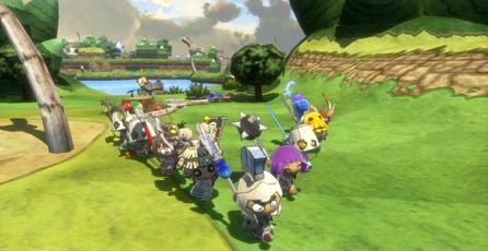 Happy Wars: Va para el Xbox One