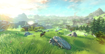 The Legend of Zelda (Wii U): Link llega al Wii U