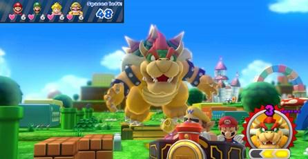 Mario Party 10: La fiesta pasa al Wii U