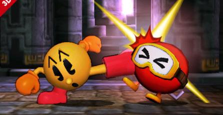 Super Smash Bros. for Wii U: Super Smash Bros: Llega el come cocos