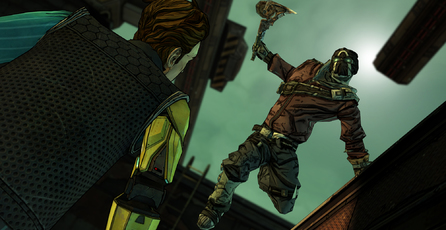 Tales From the Borderlands: Tales from the Borderlands: A Telltale Games Series: Borderlands según Telltale