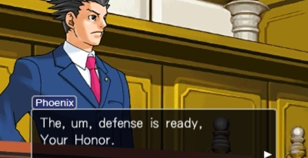 Phoenix Wright: Ace Attorney Trilogy: Completa todo el juicio