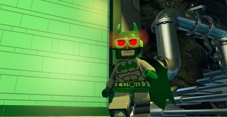 LEGO Batman 3: Beyond Gotham: El Batman de plástico regresa