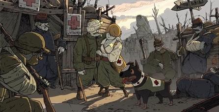 Valiant Hearts: The Great War: Trailer de anuncio