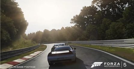 Forza Motorsport 5: Nueva pista en Nürburgring