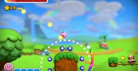 Kirby and the Rainbow Curse: Primer Vistazo