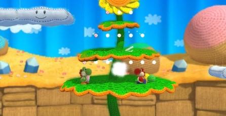 Yoshi's Woolly World: Una afelpada aventura