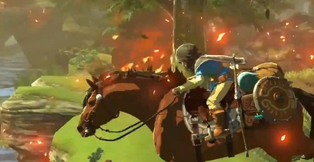 The Legend of Zelda (Wii U): La aventura inicia