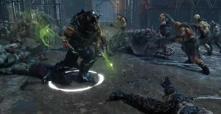 Middle-earth: Shadow of Mordor: Sistema de némesis
