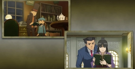 Professor Layton vs. Phoenix Wright: Ace Attorney: Próximamente en América