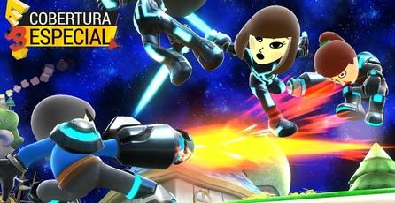 Super Smash Bros. for Wii U: Gameplay